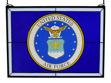 USAF001 US Air Force Window