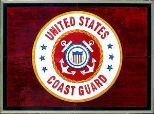 USCG001 US Coast Guard Window