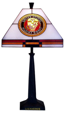 USMC501 US Marines Desk Lamp