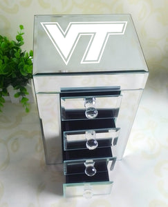 VAT1114 Virginia Tech Jewelry Box