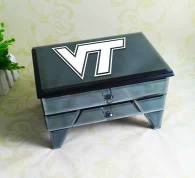 VAT1207 Virginia Tech Jewelry Box