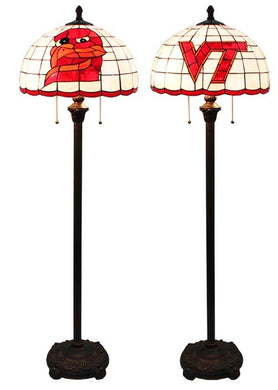 VAT520 Virginia Tech Floor Lamp