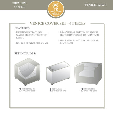 VENICE-06d Protective Cover Set