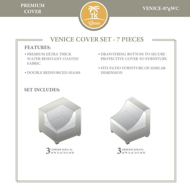 VENICE-07g Protective Cover Set