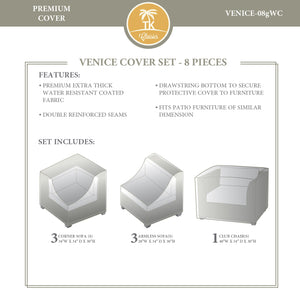 VENICE-08g Protective Cover Set
