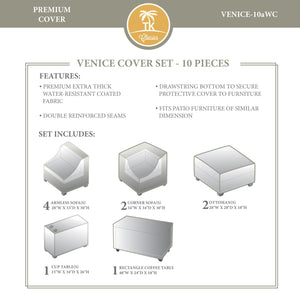VENICE-10a Protective Cover Set