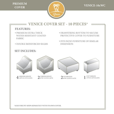 VENICE-10c Protective Cover Set