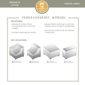 VENICE-10f Protective Cover Set