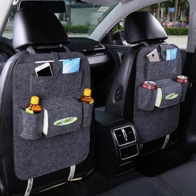Car Back Seat Multi-Pocket Hanging Storage - oltrends