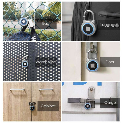 Fingerprint Smart Lock - oltrends