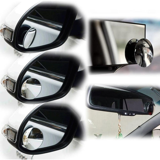 Convex Blind Spot Parking Mirrors - oltrends