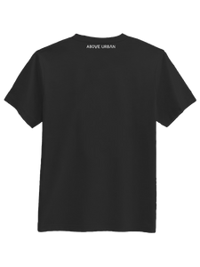 Lightweight Equable Black Tee - Above Urban