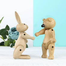 Load image into Gallery viewer, Little Oak Bunny & Bear - Above Urban
