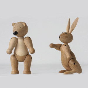 Little Oak Bunny & Bear - Above Urban