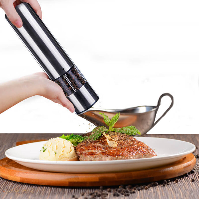 Automatic Pepper Mill