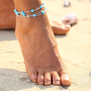 Vintage Freedom Anklets - Above Urban
