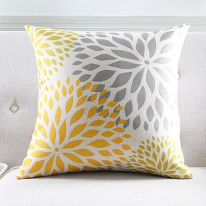 Artistic Asymmetrical II Cushions Covers - Above Urban