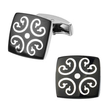 Load image into Gallery viewer, Artistic Royal Cufflinks - Above Urban