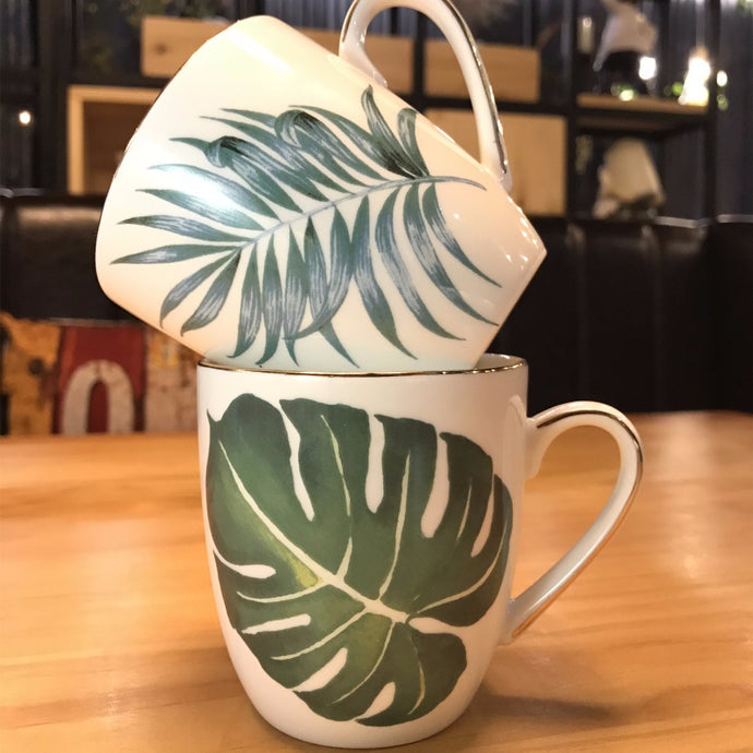 Paradise Resort Mugs