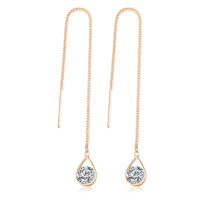 Dazzling Dangling Earrings