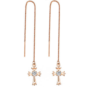 Dazzling Dangling Earrings - Above Urban