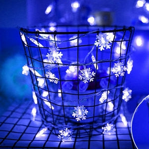 Let it Snow Even at Home - Christmas LED Lights - Above Urban