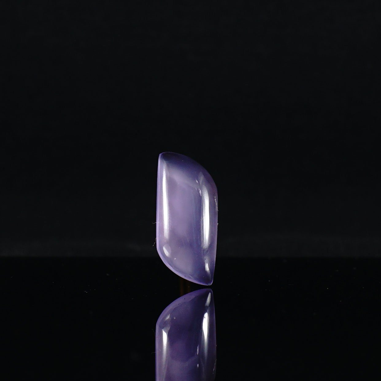 Purple Chalcedony Cabochon - INDOMINERAL