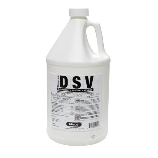 DSV disinfectant and sanitizer hero image