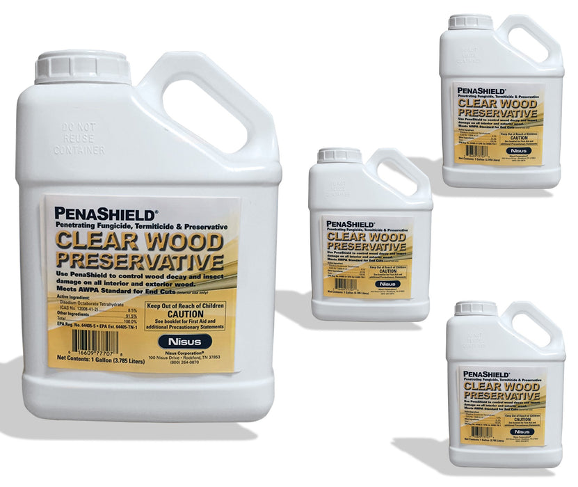 Penashield Wood Treatment and Preservative