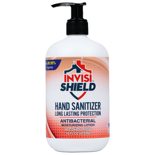 16 oz. Invisi-Shield Long Lasting Hand Sanitizer and Moisturizing Lotion