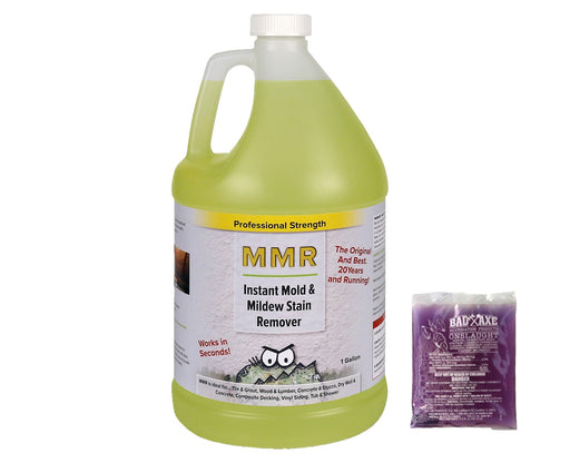Mold Stain Remover and Mold Killer Heroshot