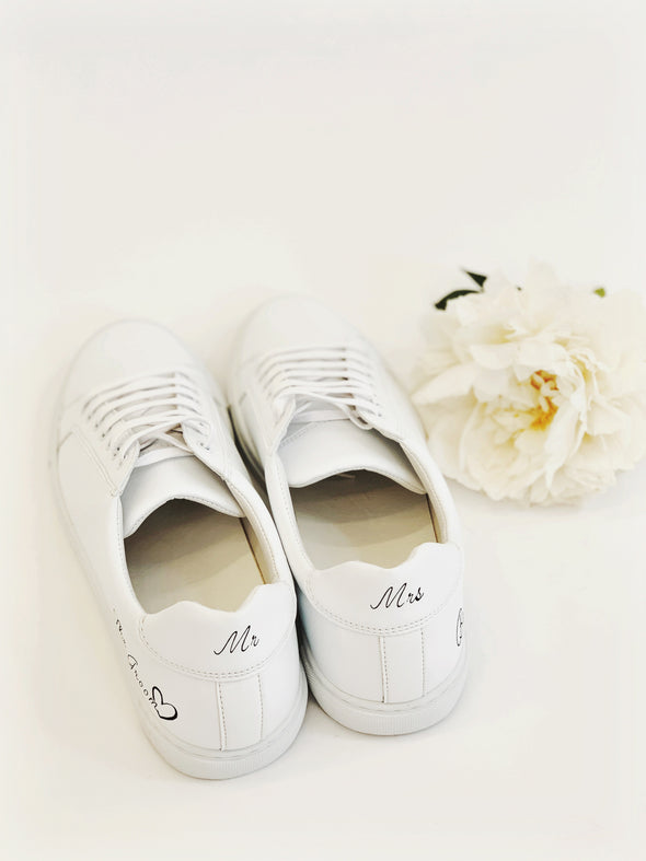 "Sneakers ""Still The Groom"" Homme"