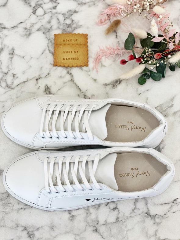 "Pack Duo Sneakers ""I Do"""