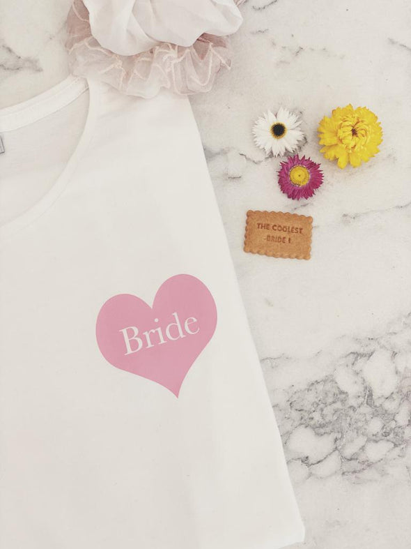 "T-Shirt ""The Bride"""