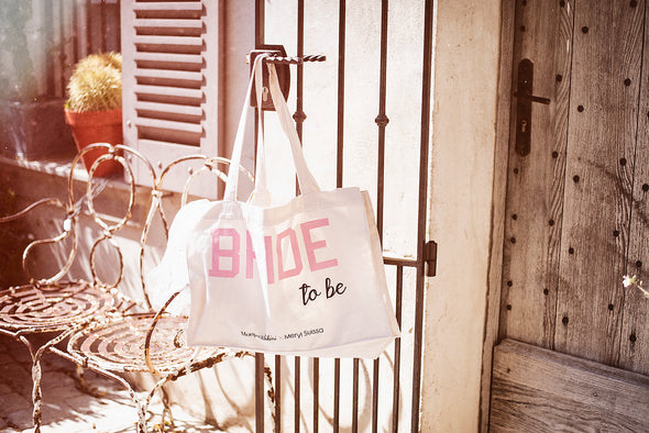 "Tote Bag ""Bride-To-Be"""