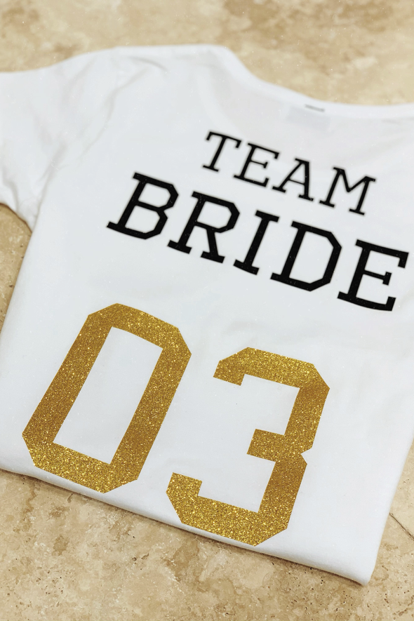 T-Shirt TEAM BRIDE