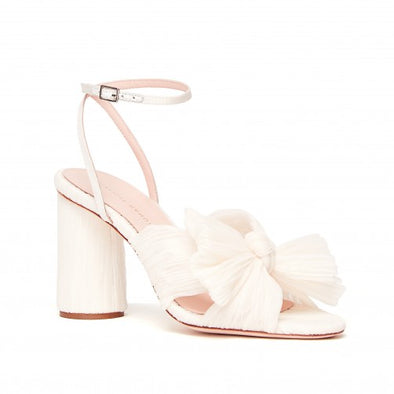 CAMELIA WHITE SHOES