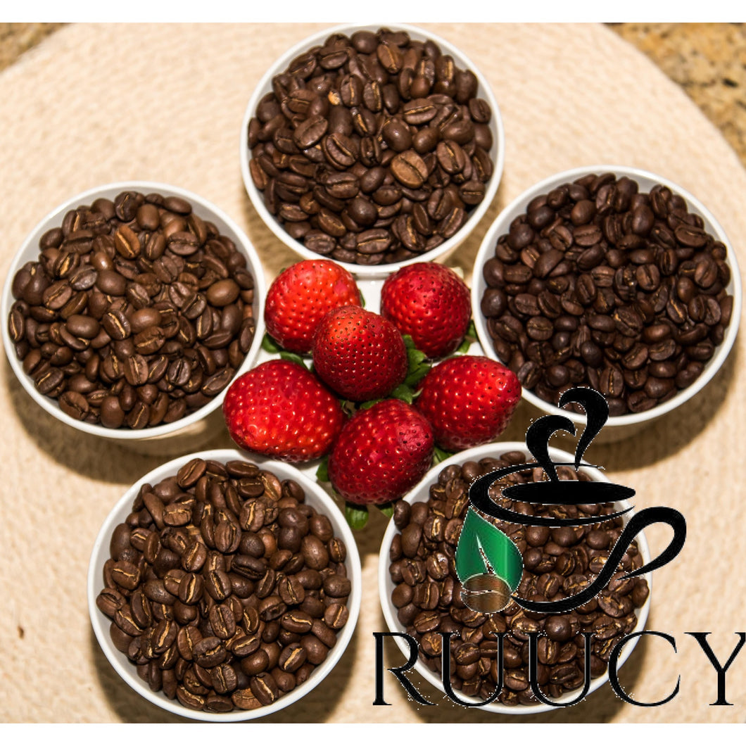 Fair Trade Organic Beans, Ruucy's Speciality House Beans, Australian Grown Coffee Beans, Specialty Espresso Beans, Ruucy Decaffeinated Beans