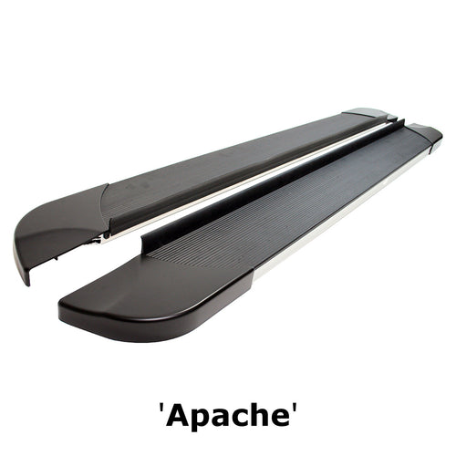 'Apache' Side Steps