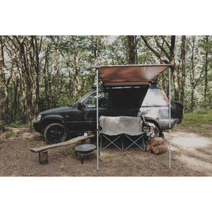 Expedition Pull-out 2.5mx2m Granite Grey Vehicle Side Awning
