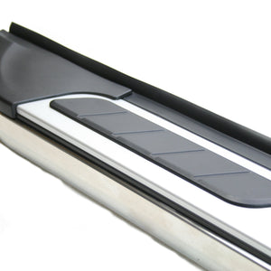 Suburban Side Steps Running Boards for Hyundai Tucson 2004-2010