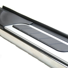 Suburban Side Steps Running Boards for Isuzu D-Max Double Cab 2012+