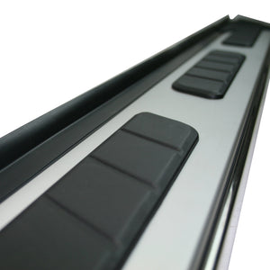 Suburban Side Steps Running Boards for Mitsubishi L200 Double Cab 1996-2005