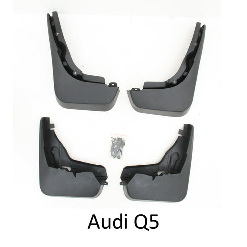 OE Style Mud Flaps Splash Guards for Audi Q5 2009-2016
