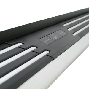 Premier Side Steps Running Boards for Jeep Compass 2007-2016