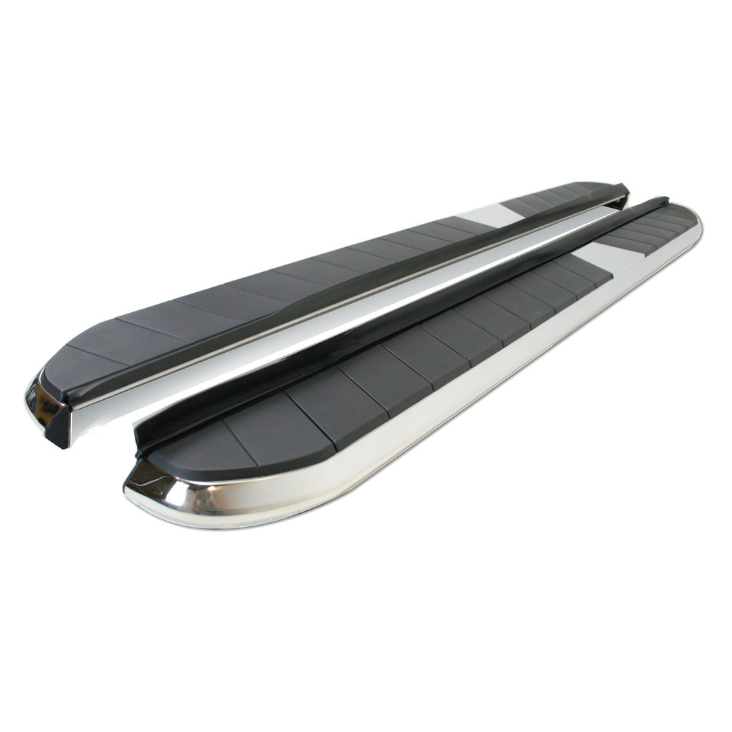 High Flyer Side Steps Running Boards for Jeep Patriot