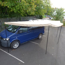 Direct4x4 Accessories UK | Expedition Fold-out Vehicle Side Awning