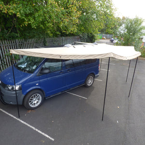 270 Overland Expedition Fold-Out Vehicle Camping Side Awning