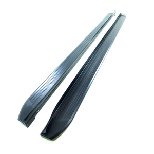 Orca Side Steps Running Boards for Mitsubishi L200 Double Cab 1996-2005