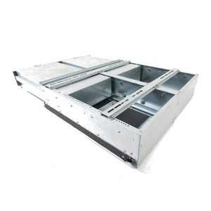 Fixed Carpet Top Twin Drawer System - Direct 4x4 Accessories